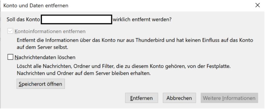 Thunderbird Yahoo Einrichten