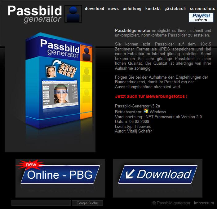Passfotos Fur Biometrischen Ausweis Schnell Und Einfach Erstellen Computerwissen De